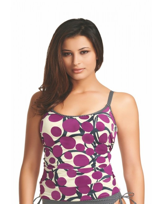 Танкини Fantasie Key West 5491 Radiant Orchid