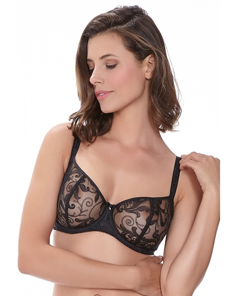 Бюстгальтер Fantasie Allegra 9091 Black