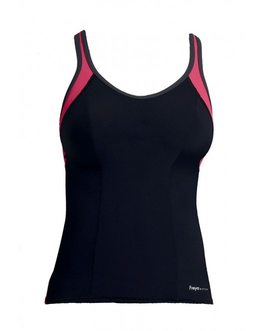 Танкини спортивный Freya Active Swim 3184 Black