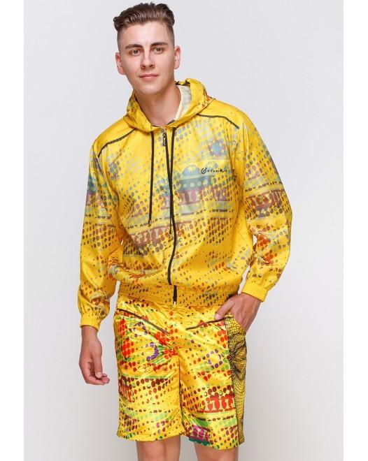 Куртка летняя Geronimo 1712v3 17121/желтый