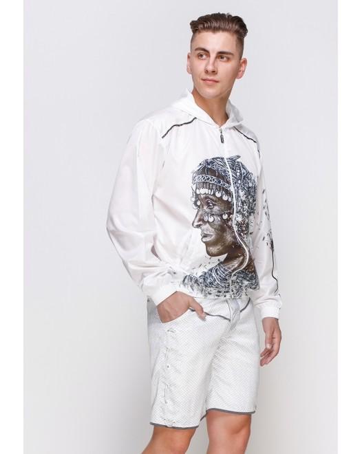 Куртка летняя Geronimo 1717v3 17171/белый