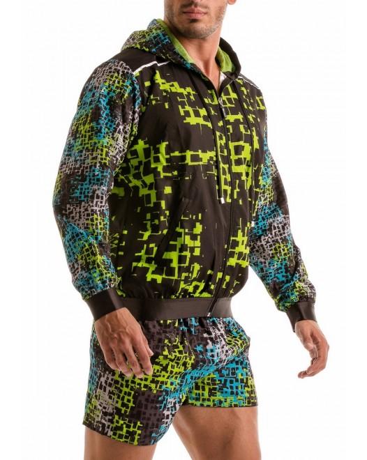 Куртка летняя Geronimo 1907v3 19071/разноцветный