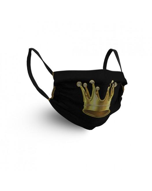 Маска для лица Geronimo gold-crown 3010 Черный