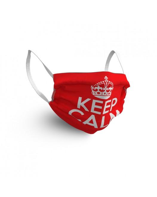 Маска для лица Geronimo keep-calm 3012 Красный