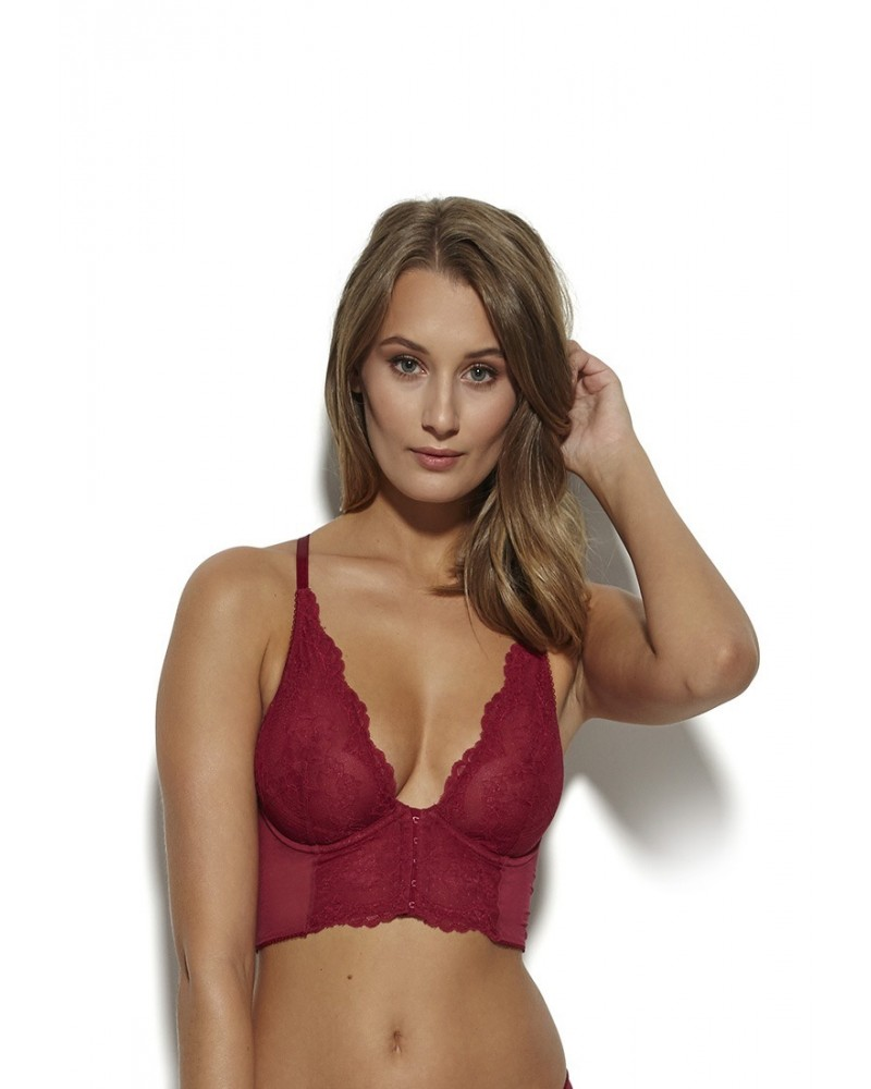 Бралетт Gossard Superboost Lace 7718 Ruby