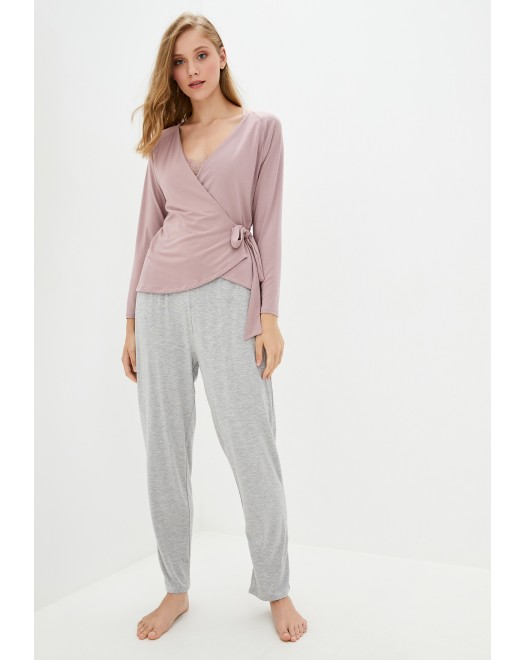 Комплект тройка Pretty Polly Casual Comfort LPAWP7/P8/P9 Grey Marl/Sugar Plum