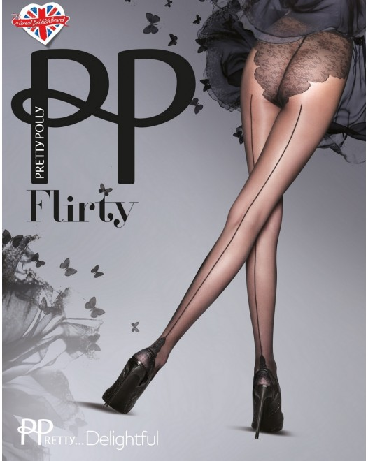 Колготки Pretty Polly Delightful PNAST9 Black