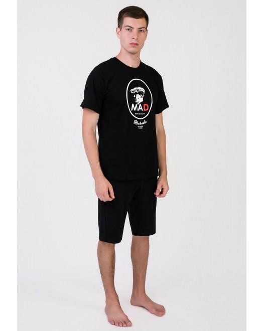 Пижама мужская Homewear MAD 19525 Black