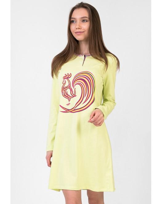 Платье домашнее Ogham 2417 Limone